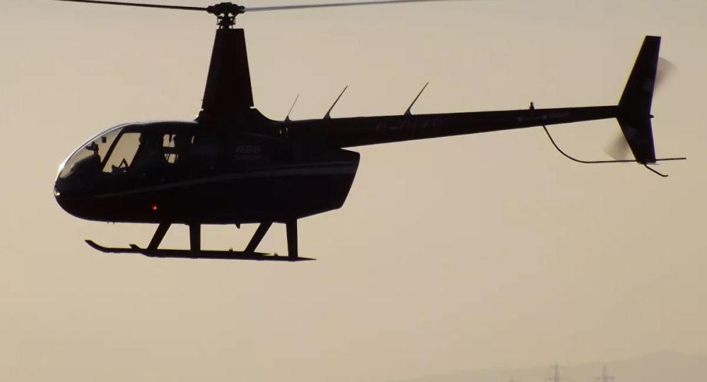 Robinson直升機