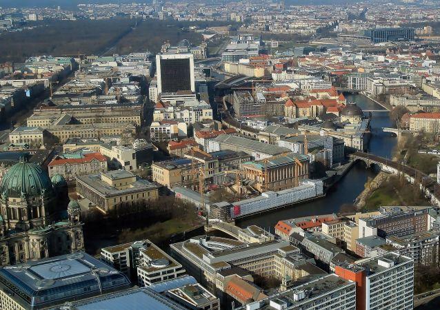 柏林博物館島
