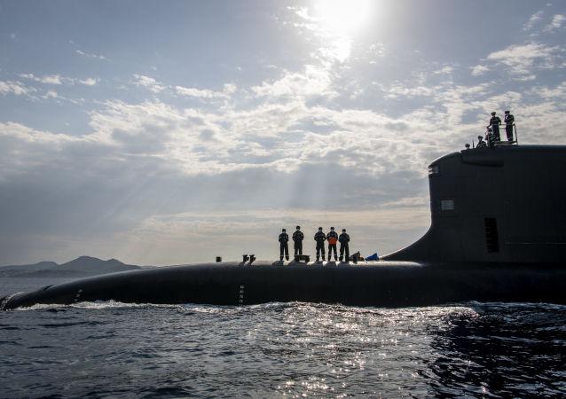 法國Barracuda核潛艇