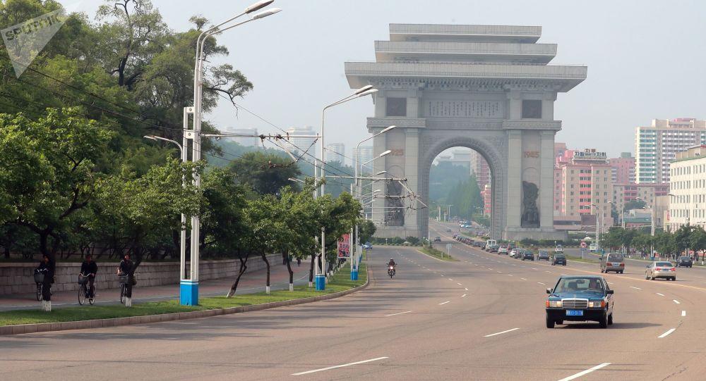 平壤(朝鲜首都)