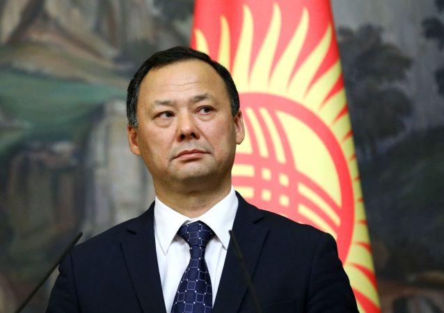 """吉坦外长称集安组织""""边界-2021""""演习将于9月1-9日在该国举行"""
