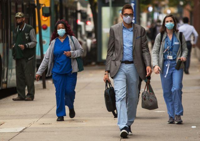 美國人壽命在疫情影響下同比縮短1.5歲