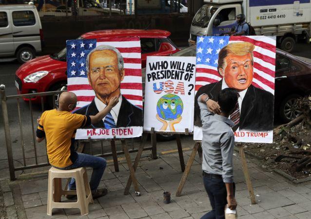 专家:拜登和特朗普在对华政策的执行层面相差无几