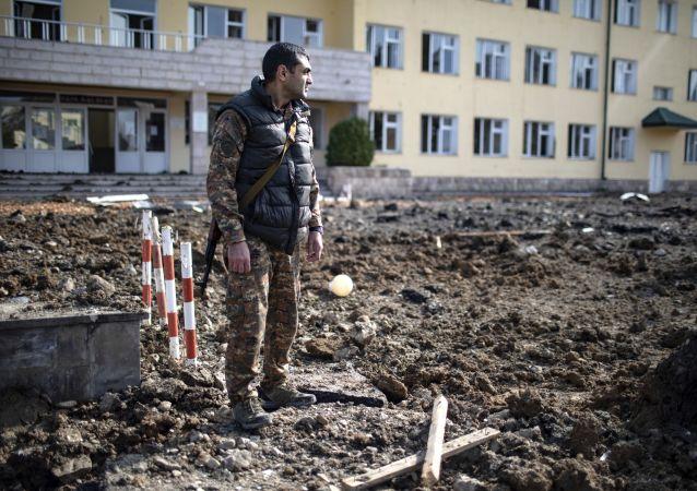 亞美尼亞衛生部:納卡衝突導致亞美尼亞方面3330人死亡