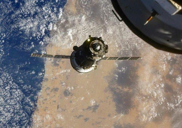 国际空间站希望借助连接格洛纳斯提高飞船对接准确性