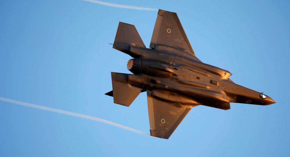 以色列F-35军机