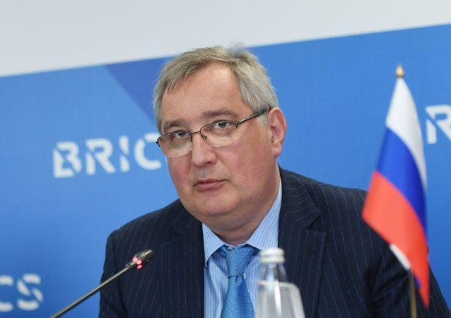 俄罗斯国家航天集团总经理罗戈津