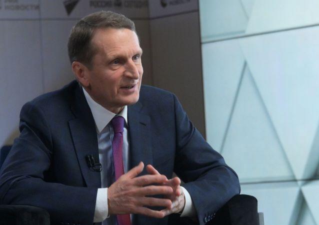 """俄对外情报局局长称自己接种了""""卫星-V""""新冠疫苗"""