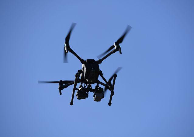 五角大樓:中國大疆無人機對美國國家安全構成危險