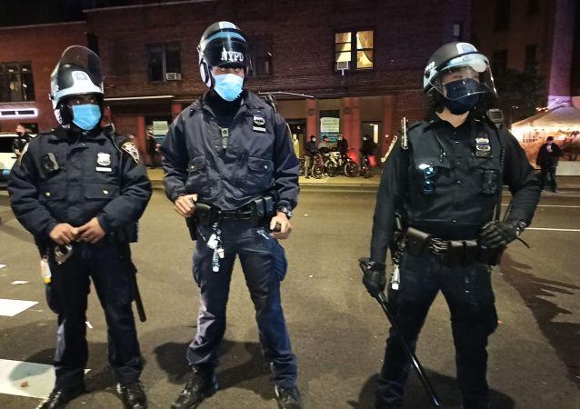 纽约市警察