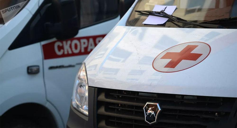 俄羅斯救護車