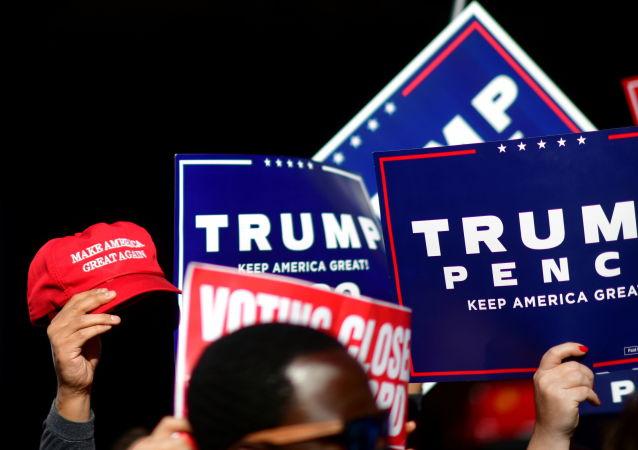 美国共和党人要求分隔宾夕法尼亚州选举日后获得的选票