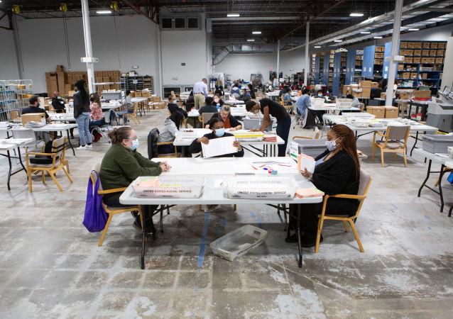 美國17個共和黨人執政州支持得克薩斯有關重新審查選舉的訴訟