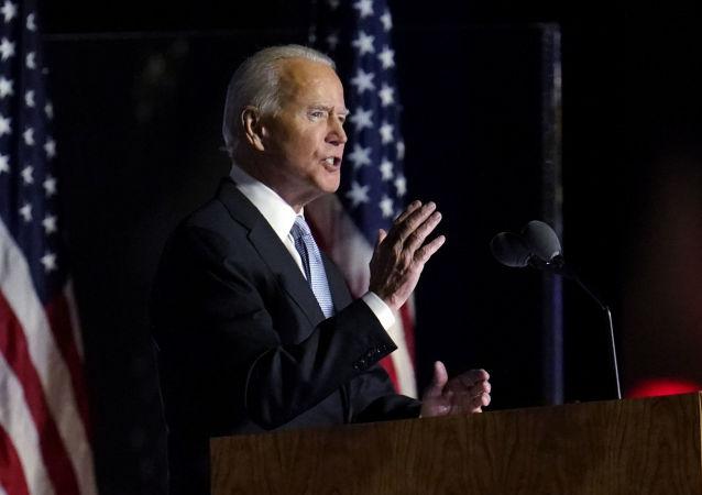 拜登竞选总部要求监督机构承认拜登为美国当选总统