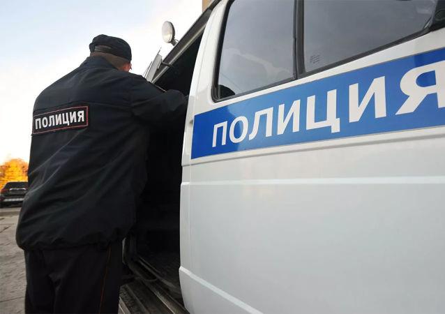 消息人士:俄喀山市威脅引爆手榴彈的男子已被捕
