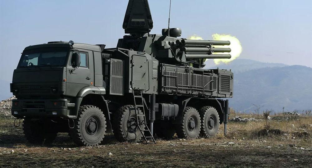 俄技集團:俄將製造新型近程通用防空火箭系統