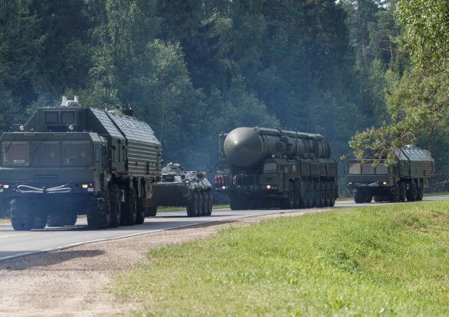 美前驻俄大使承认俄罗斯在某些类型的武器上强于美国
