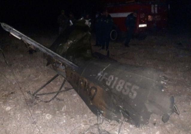 克宮:普京授予在亞美尼亞境內被擊落米-24直升機事件中犧牲的機組人員勳章