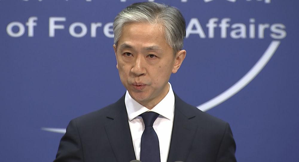 中国外交部:中方主张的多边主义是合作共赢而非零和博弈