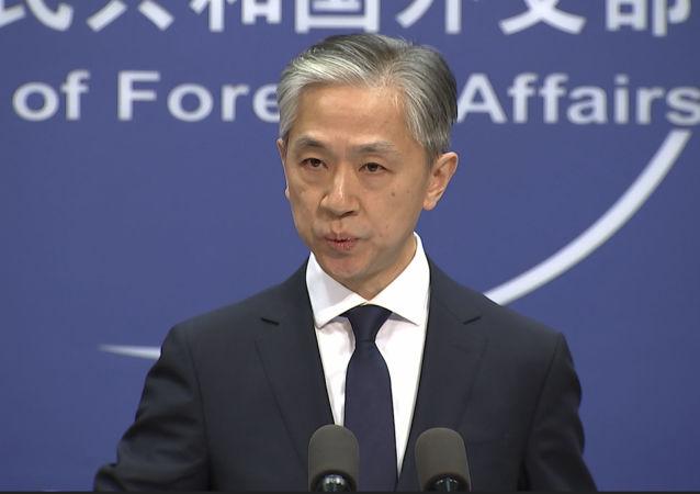 中方是否接受阿富汗难民 外交部:有关国家应为其过去20年所作所为负责