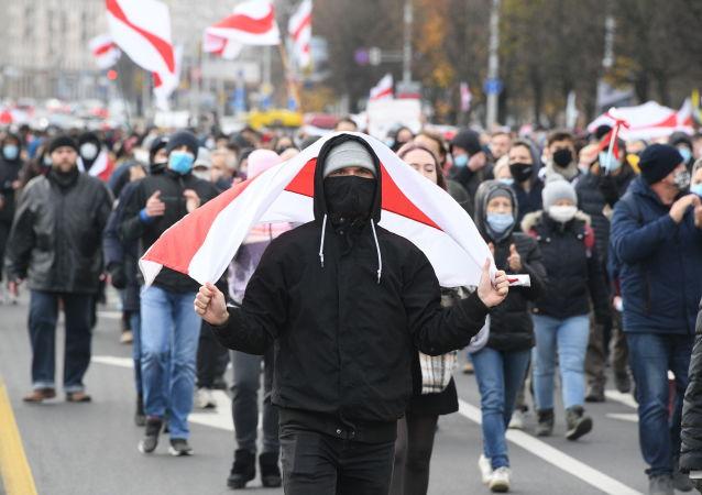 維權人士稱昨日245名白俄羅斯人遭拘留