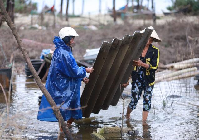 世界氣象組織:近50年來與水有關的自然災害在世界上造成的損失最大