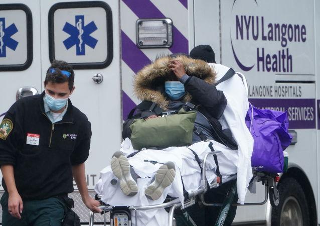 媒體:美國蒙大拿州一輛列車脫軌造成人員受傷