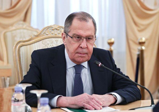 拉夫罗夫外长将于11月24日出席阿富汗问题日内瓦在线会议