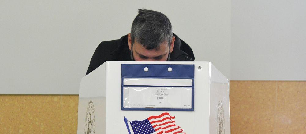 特朗普重申总统选举被操纵的说法