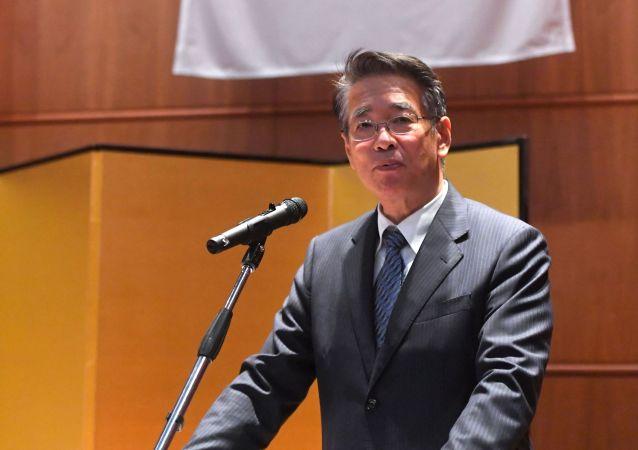日本驻俄大使称将致力于推动两国在各领域关系的发展