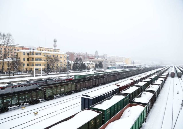 绥芬河口岸俄罗斯农副产品进口大幅增加 1-10月互贸进口量同比增长167%