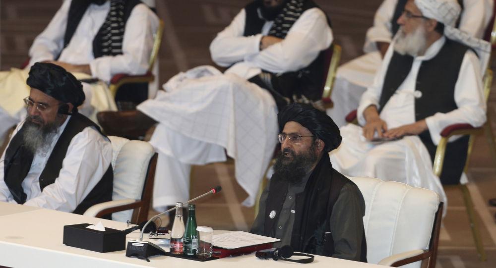 媒体:阿富汗一地区落入塔利班控制下