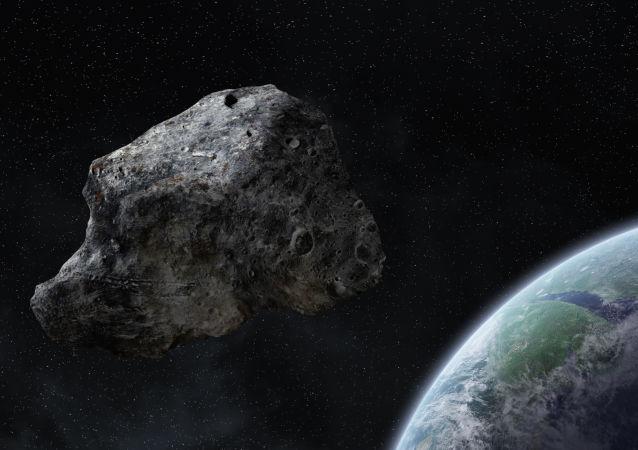 一顆價值174億美元的小行星正接近地球