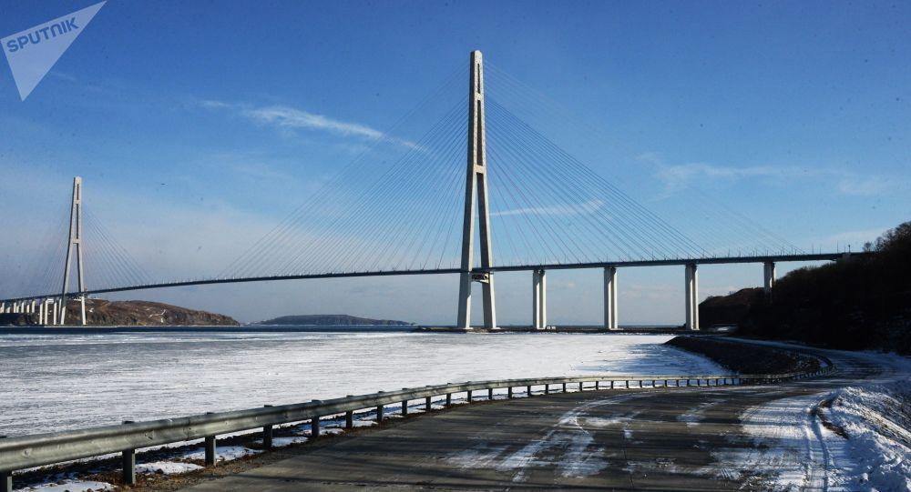 俄羅斯島橋梁計劃於12月6日重新開放