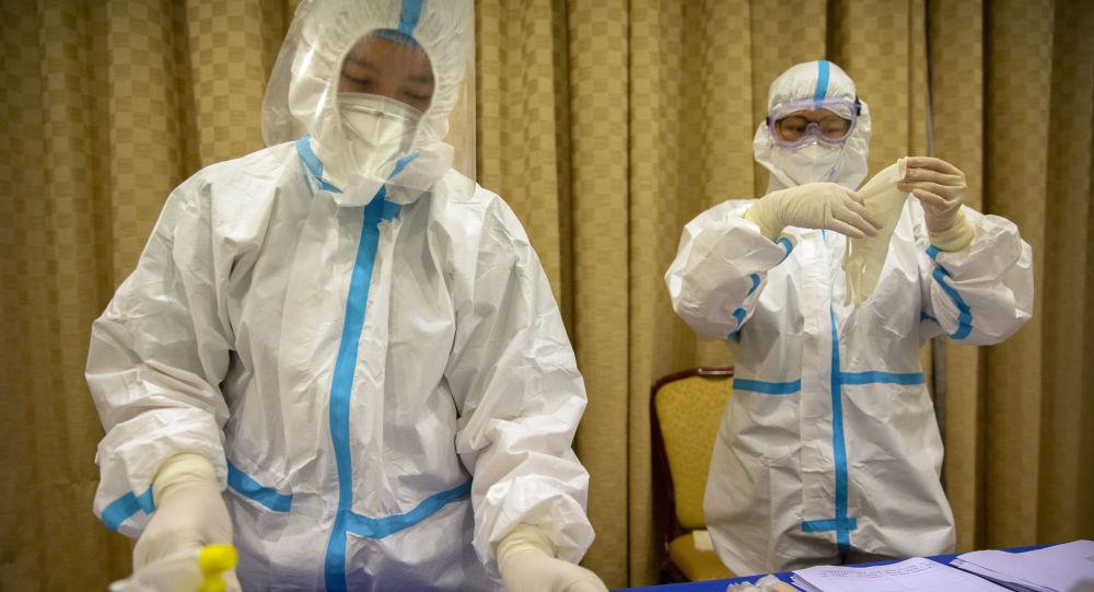 南京祿口國際機場發生新冠病毒檢出陽性情況 9人新冠陽性