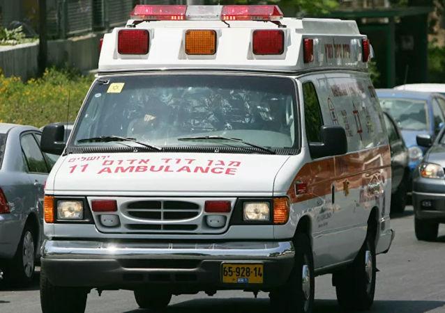 医护人员:以色列北部发生车祸 5人死亡 数十人受伤