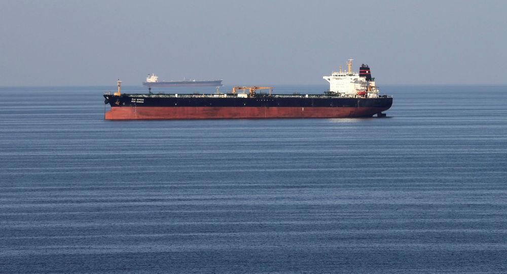 油轮(资料图片)