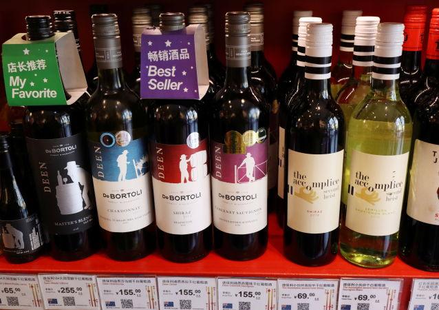 中國商務部宣佈對原產於澳大利亞的進口相關葡萄酒實施臨時反補貼措施