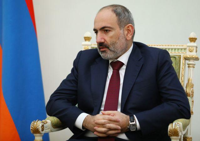 亞美尼亞總理尼科爾·帕希尼揚