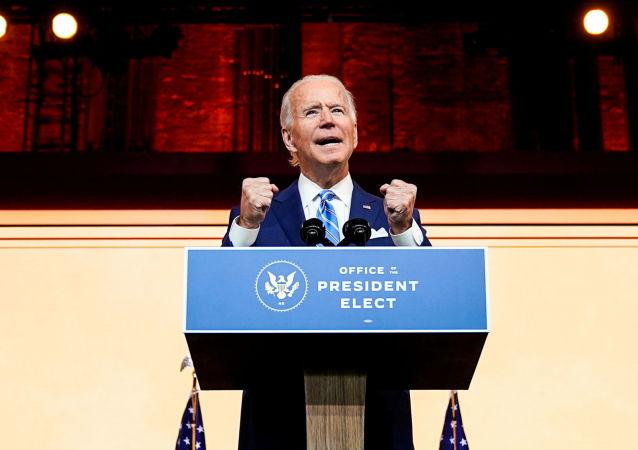 美媒:美50个州确认大选结果 拜登将赢得306张选举人票