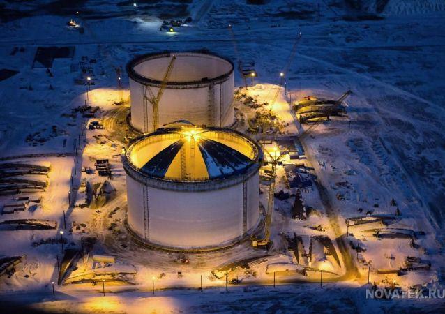 英国石油公司考虑参与俄液化天然气、可再生能源和氢项目的可能