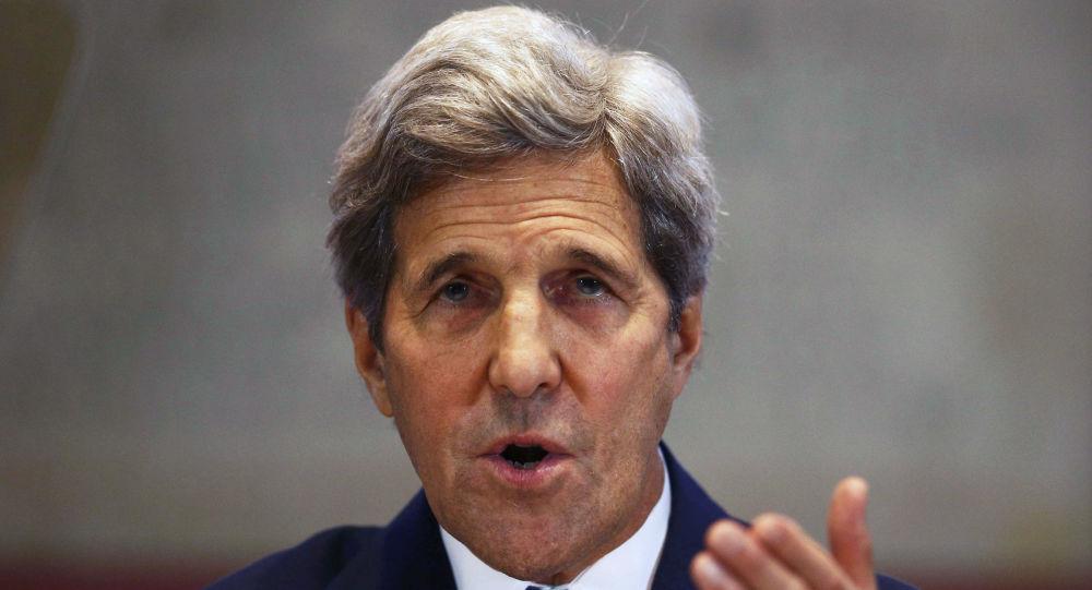 媒体:克里批评特朗普将Twitter用于外交政策问题