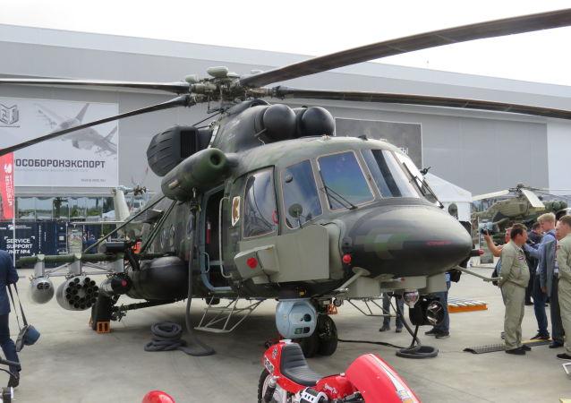 阿根廷驻俄大使:阿正就购买新一批俄直升机进行谈判