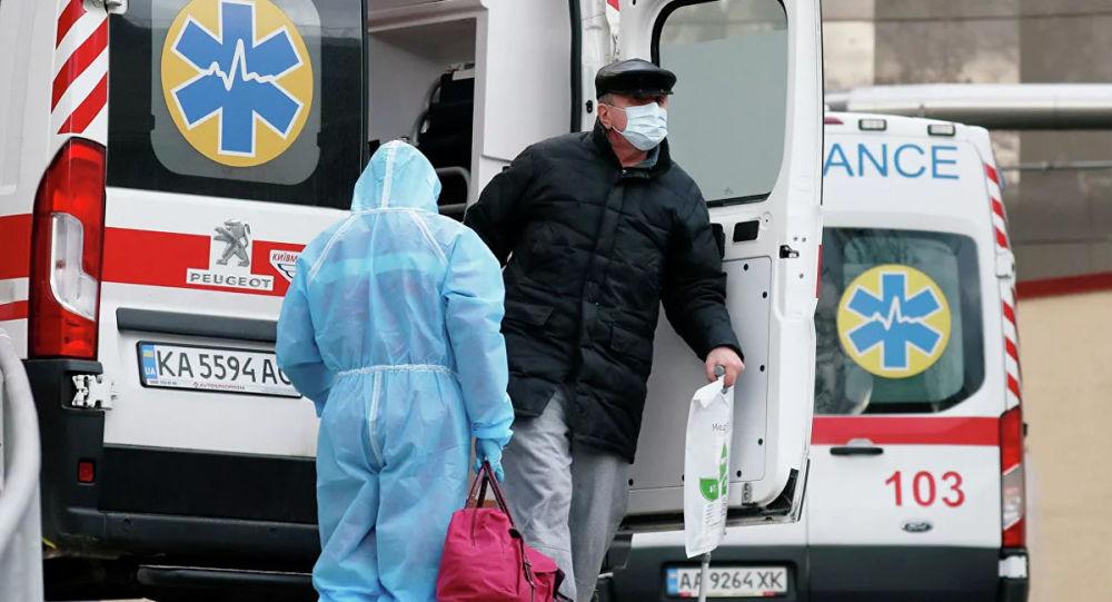 乌克兰卫生部:乌单日新增新冠病毒感染病例6796例