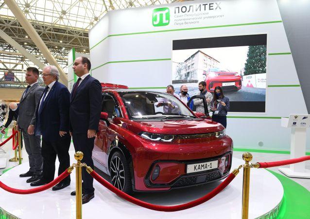 俄工贸部:未来2-3年内俄将启动三个品牌的电动汽车生产