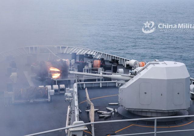 中国海事局:北部湾将进行实弹射击训练 禁止驶入