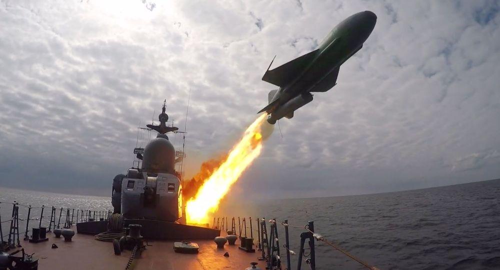 消息人士:巴基斯坦希望与俄罗斯在波罗的海举行海军联合军演