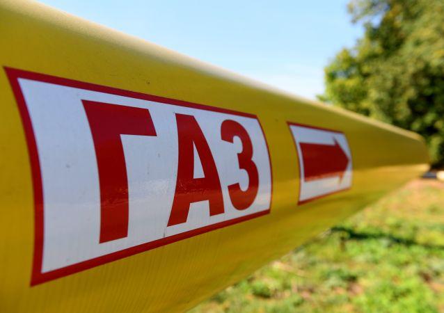 卢甘斯克发生天然气管道爆炸事故