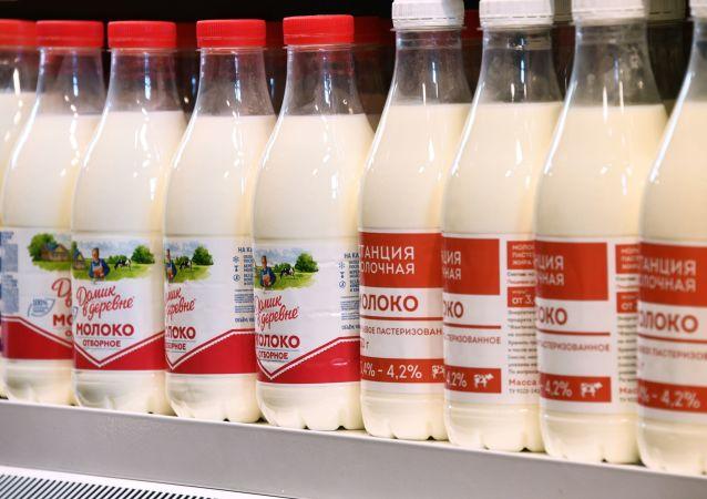 俄农产品出口中心:2021年中国扩大主要乳制品进口