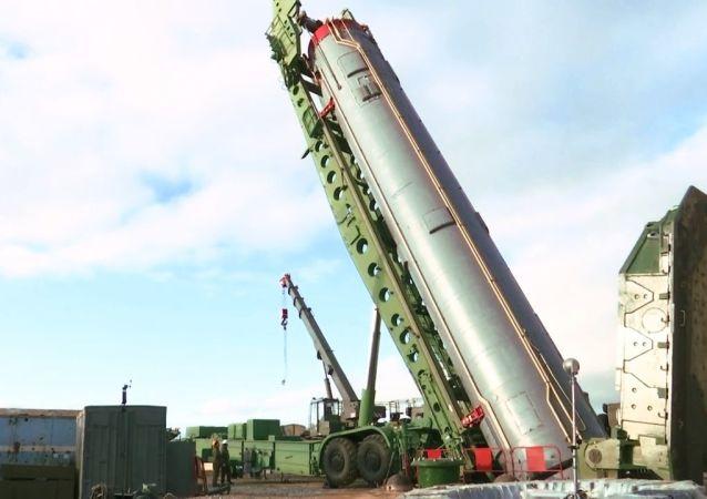 '先锋'高超音速导弹系统